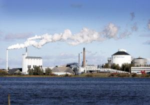 Sukkerproduktion hos Nordic Sugar