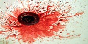 Blod i køledisken