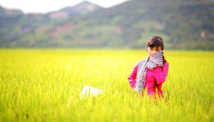 Kvindelige værdier i landbruget