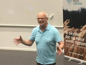 Jens Carl Streibig, københavns Universitet