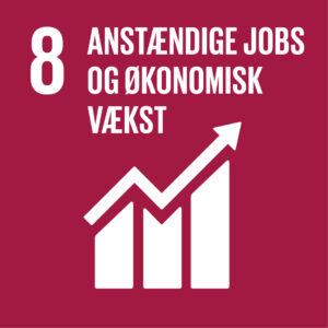 Verdensmål 8 Anstændige jobs og økonomisk vækst