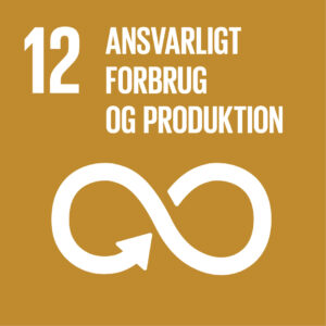 Verdensmål 12 Ansvarligt forbrug og produktion