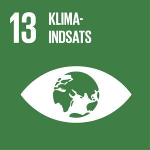 Verdensmål 13 Klimaindsats