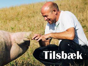 økologisk og konventionel landmand Michael Nielsen