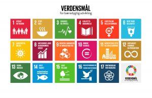 FN's 17 verdensmål sætter retning for Verdens bedste Fødevarer