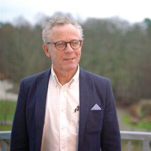 Brian Thomsen, direktør i Dansk Akvakultur, opdrætsfisk