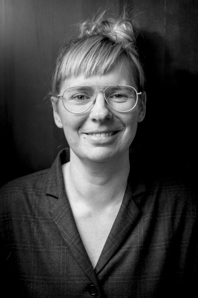 Rikke Pape Thomsen, selvstændig projektleder og kommunikatør