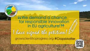 Skriv under for modernisering af EU's GMO-regler
