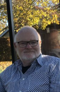 Pensioneret socialpædagog Niels Buhl
