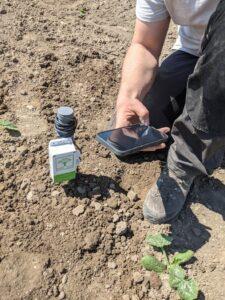 sparer vand for plantager, drivhuse og frimark